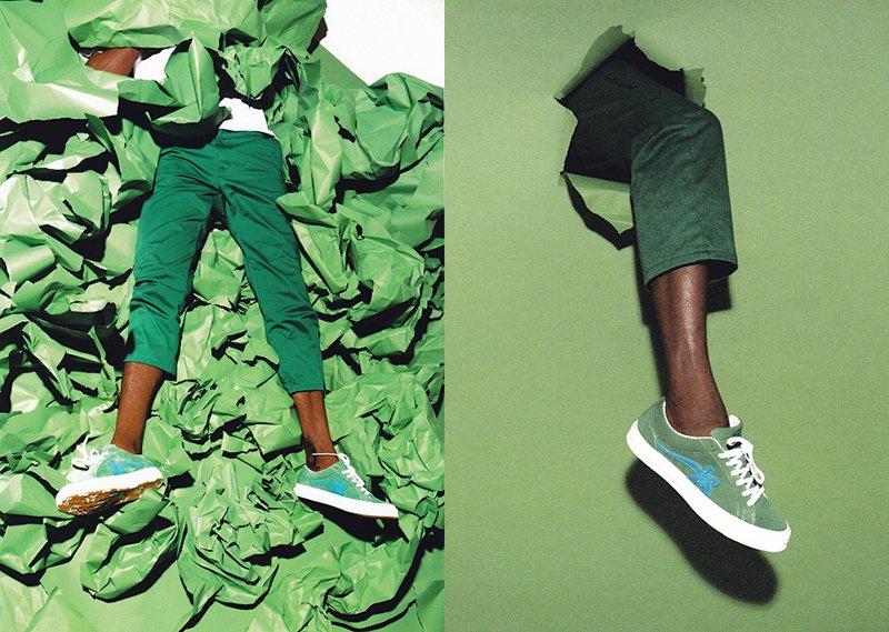 Рэпер Tyler, the Creator создал коллекцию для Converse ...